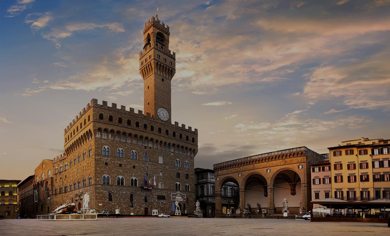 Piazza signoria Firenze